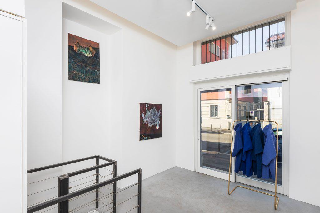 Andrea Grotto, BrucialuceGalleria Arrivada, Milano
